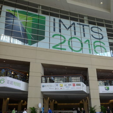 IMTS 2016- International Manufacturing Technology Show/日本語